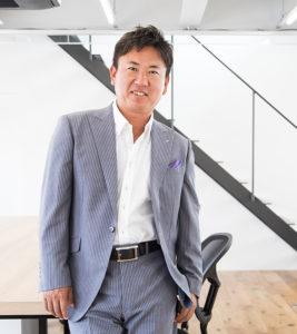 濱本社長の写真