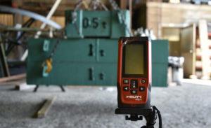 測定器の写真